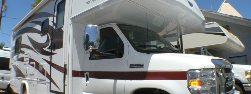 How We Chose a Class C Motorhome