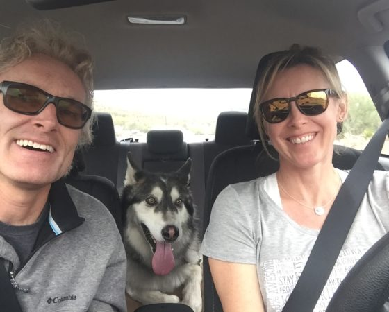 Picking Up our Jamboree Sport Motorhome – Road Trip to Arizona!