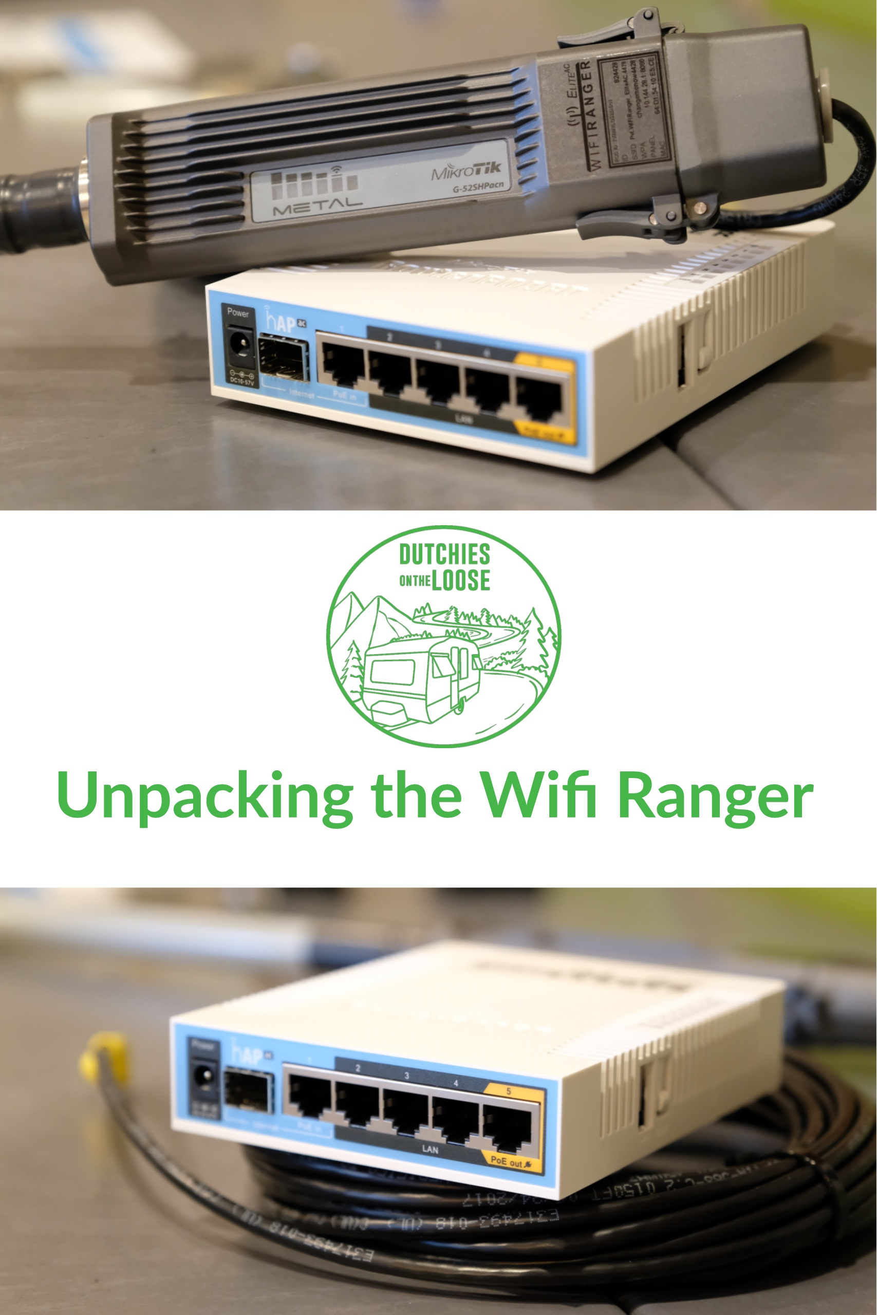 Unpacking Wifi Ranger