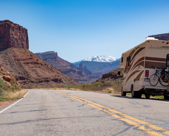 What We Learned the First Week Traveling in our Motorhome